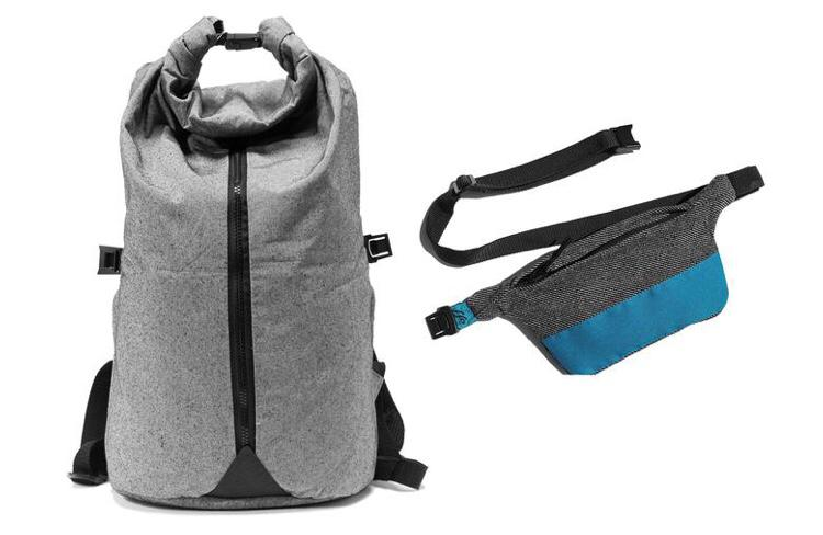 DAILYPACK 24L CANAL OFF + POCHETTE